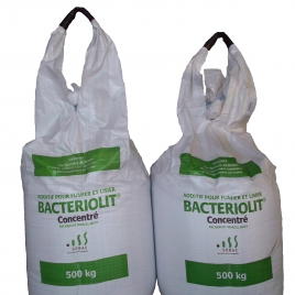 BACTERIOLIT CONCENTRÉ (BIG-BAG de 500 Kgs)